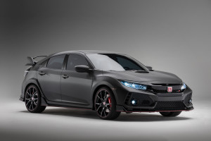 Honda Civic Type R Debut SEMA Show