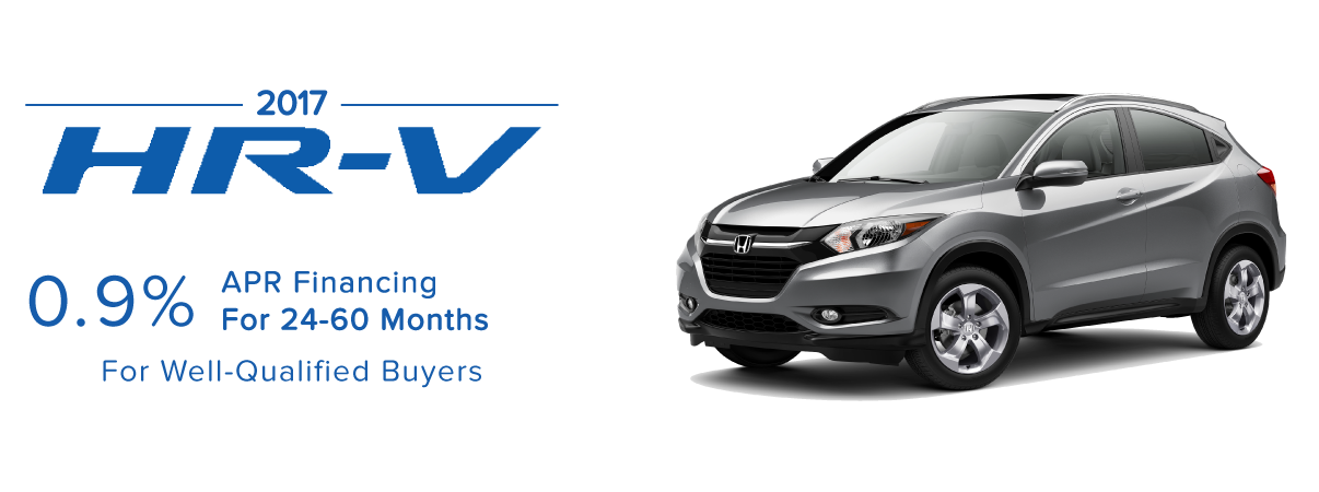 Hrv lease specials and offers honda of lincoln for Honda finance deals