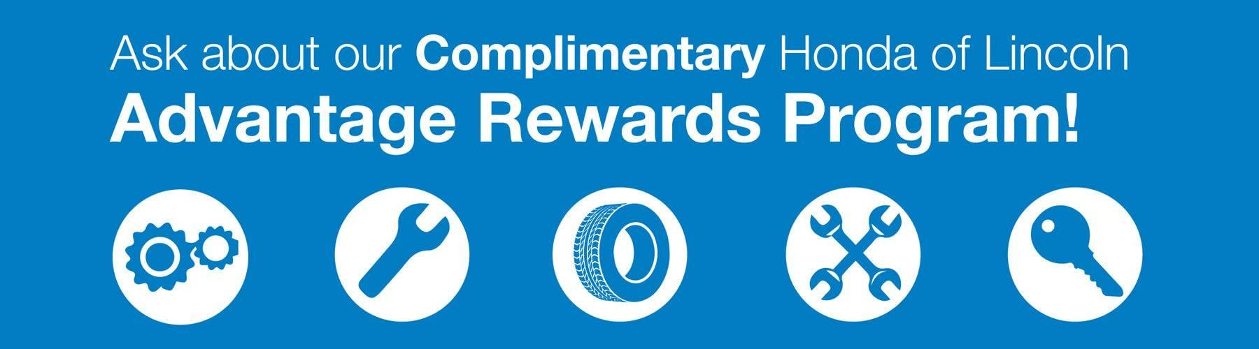 Rewards Slider