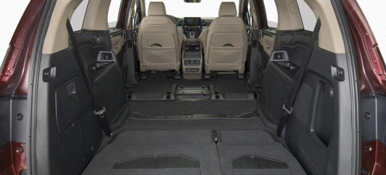 Buy A New 2018 Honda Odyssey Minivan Honda Sales In Lincoln Ne