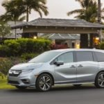 2018 Honda Odyssey Specifications & Features