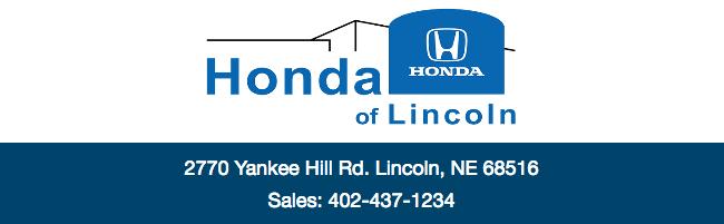 Honda Of Lincoln | Honda Sales U0026 Service In Lincoln, NE