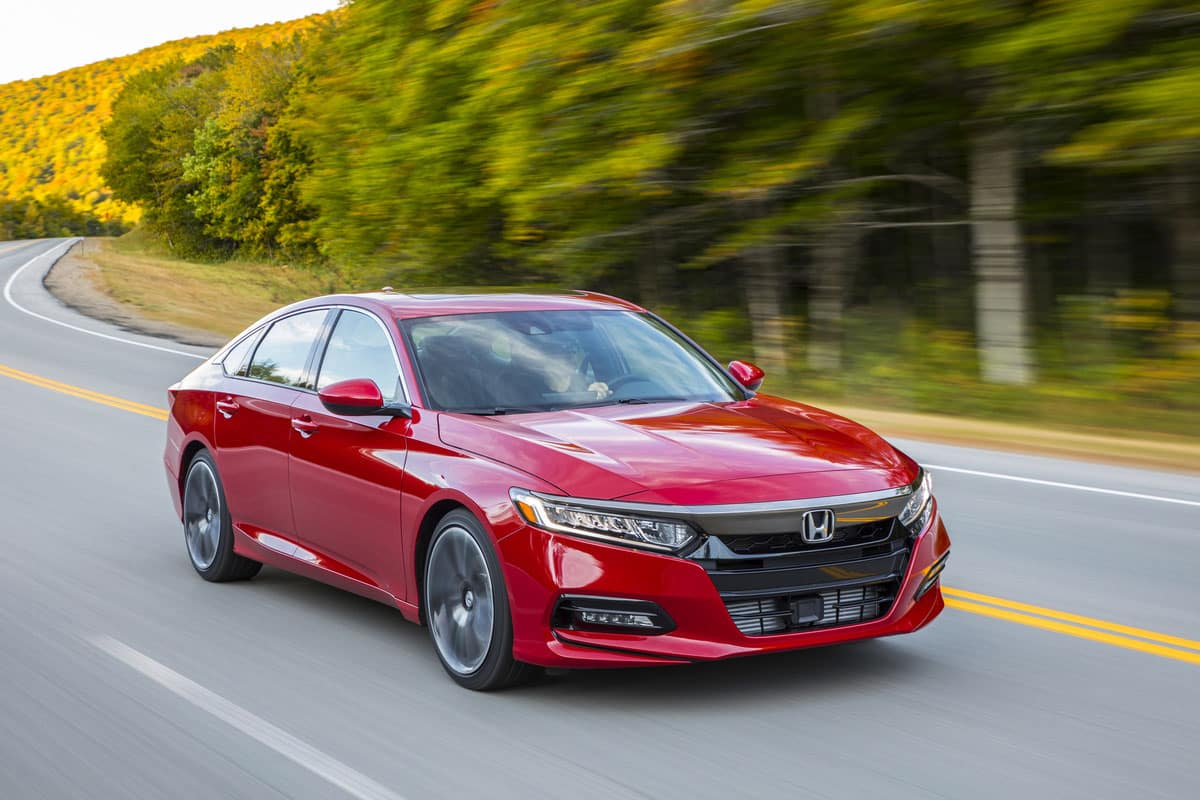 How To Read Tire Code >> 2018 Honda Accord Named as The Car Connection Best Car to Buy
