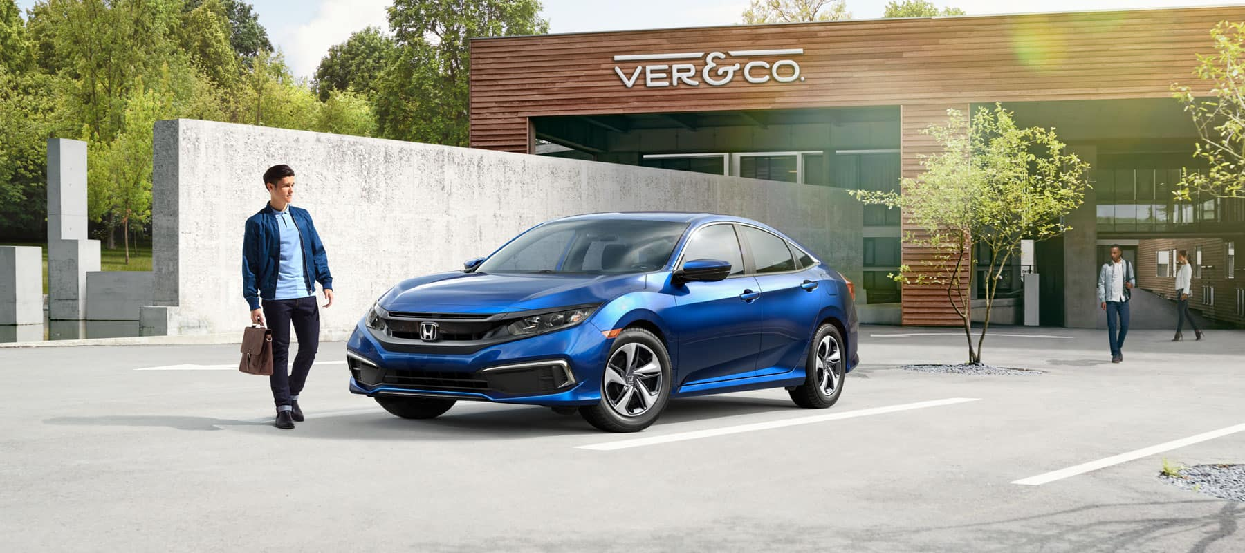 Honda Civic Homepage