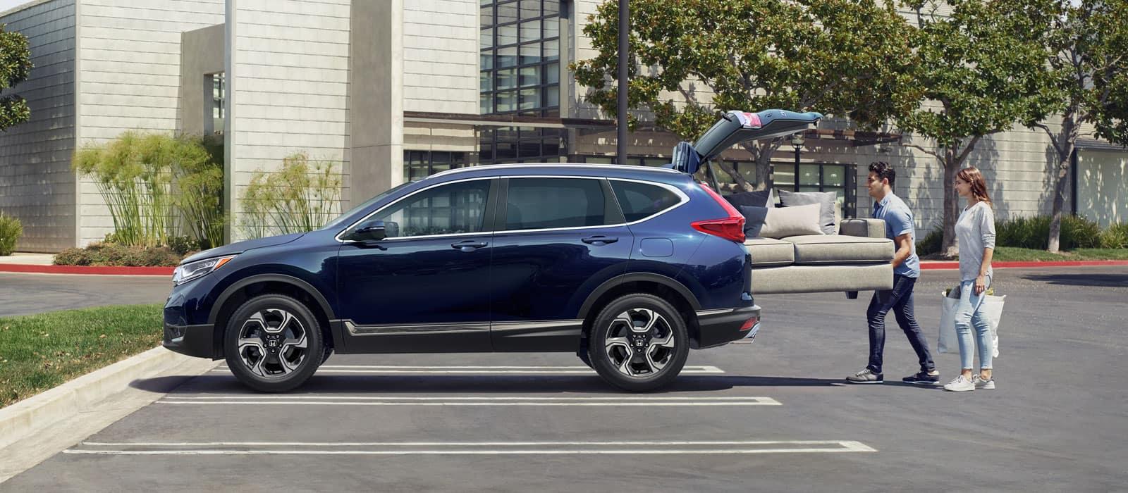 Honda-CRV-Homepage