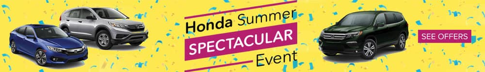 Summer Spectacular Event Honda of Lincoln
