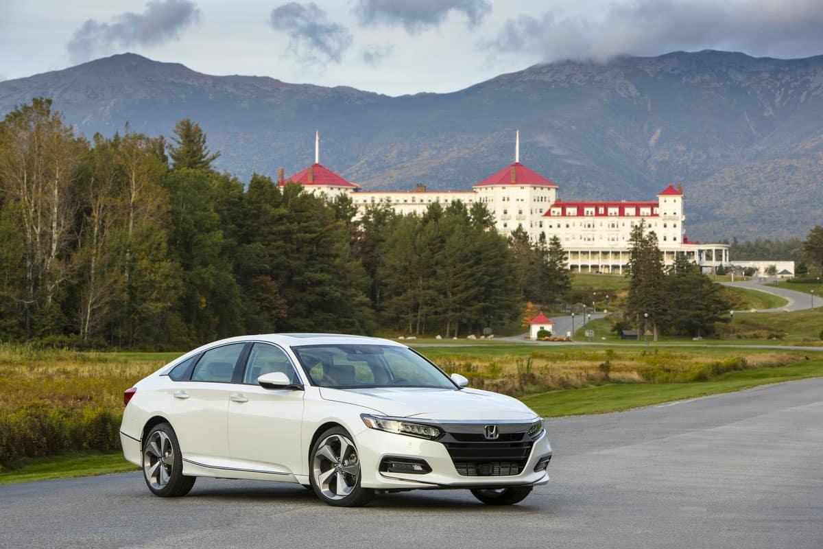 Honda Claims Five 2018 Kelley Blue Book Best Resale Value Awards