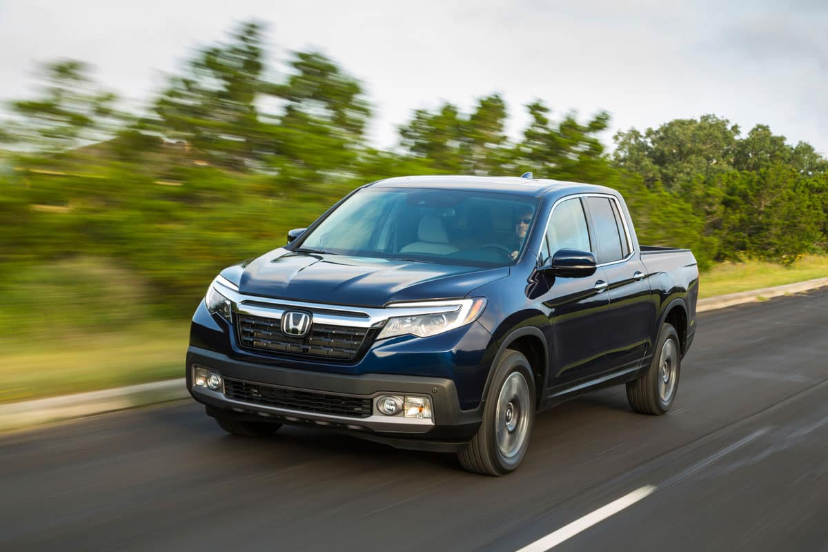 Rugged Yet Refined 2019 Honda Ridgeline Arriving at ...