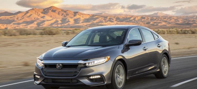 Who Makes Honda >> All New 2019 Honda Insight Production Model Makes Global Debut