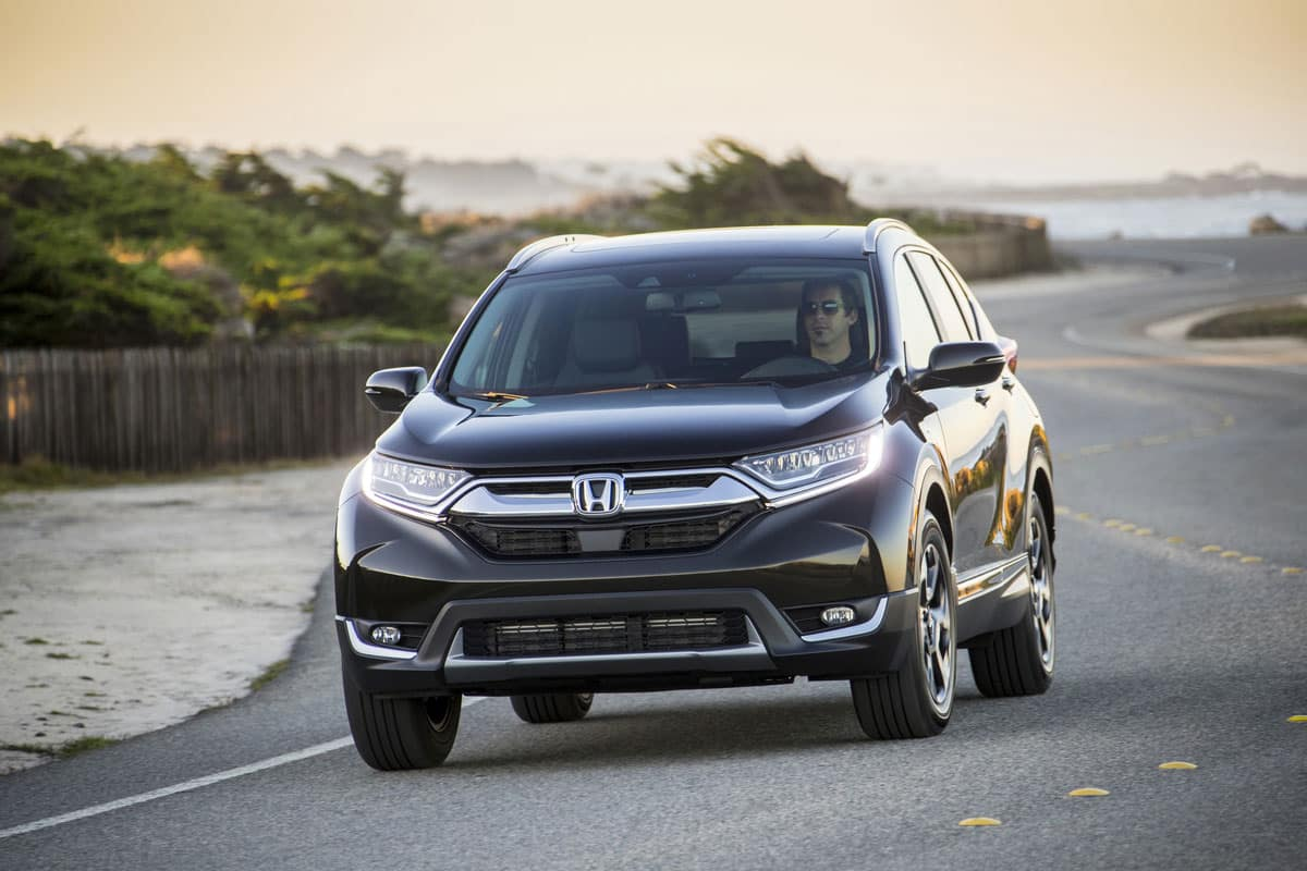 2018 Honda Odyssey and CR-V Named \'Best Cars for Families\' by U.S. ...