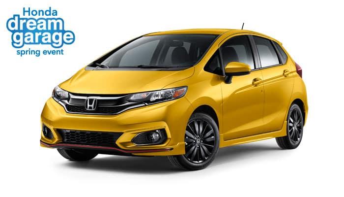 2018 Honda Fit Sport 6-SPD