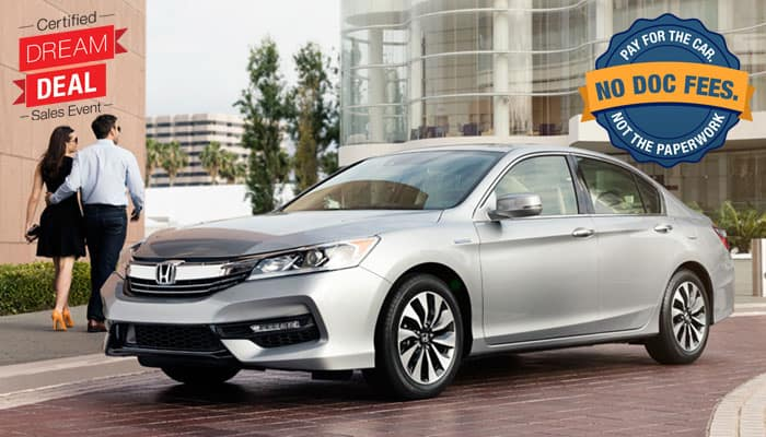 2014-2019 Certified Pre-Owned Accord