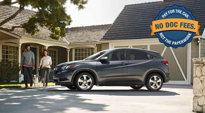 2018 HR-V CVT LX AWD