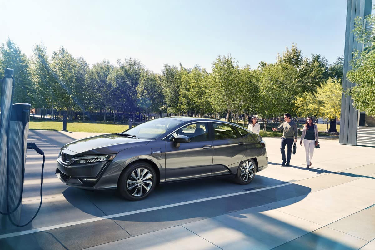 Honda Car Lease >> Honda Offers 2018 Clarity Electric Monthly Lease Payment Of 199