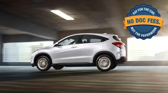 2018 HR-V CVT LX AWD $0 Down