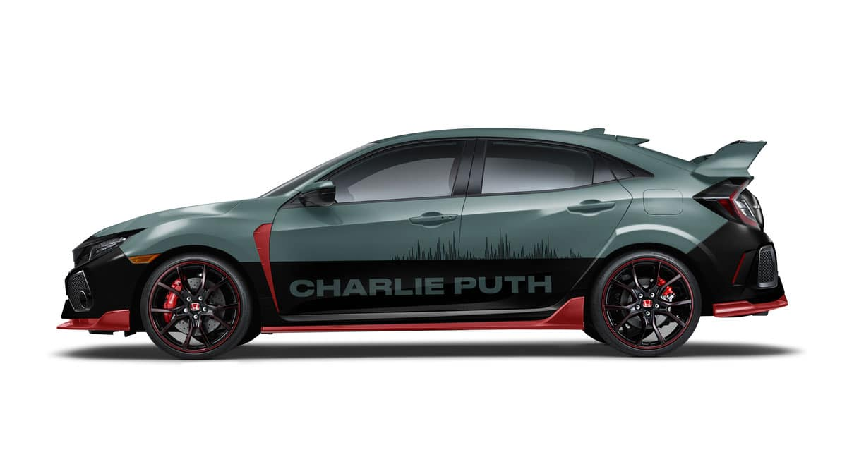 Honda Civic Custom >> Vip Experience And Custom Designed Honda Civic Type R And