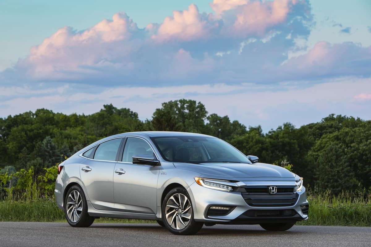 All New 2019 Honda Insight Brings Style Sophistication And 55 Mpg City Rating