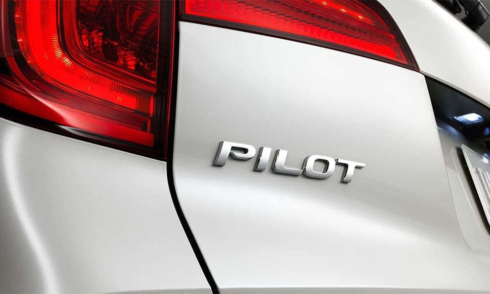 2018 Honda Pilot exterior detail