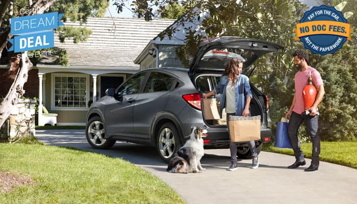 Certified Pre-Owned HR-V Special Financing