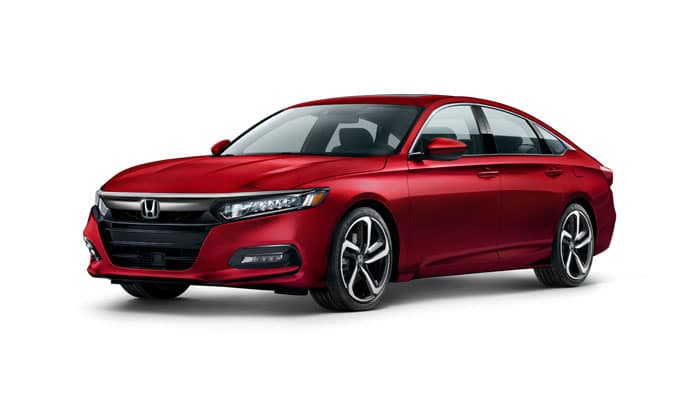 2020 Accord Special Financing