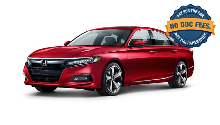 2019 Accord Touring 2.0 CVT Sedan