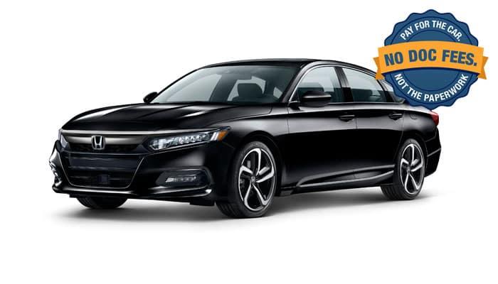 2018 Accord Sport 2.0 CVT Sedan