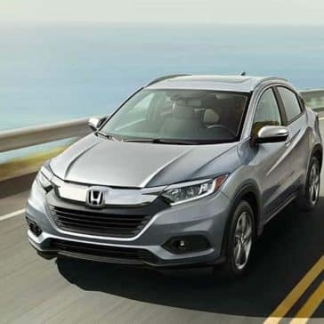 2019 Honda HR-V performance by the sea