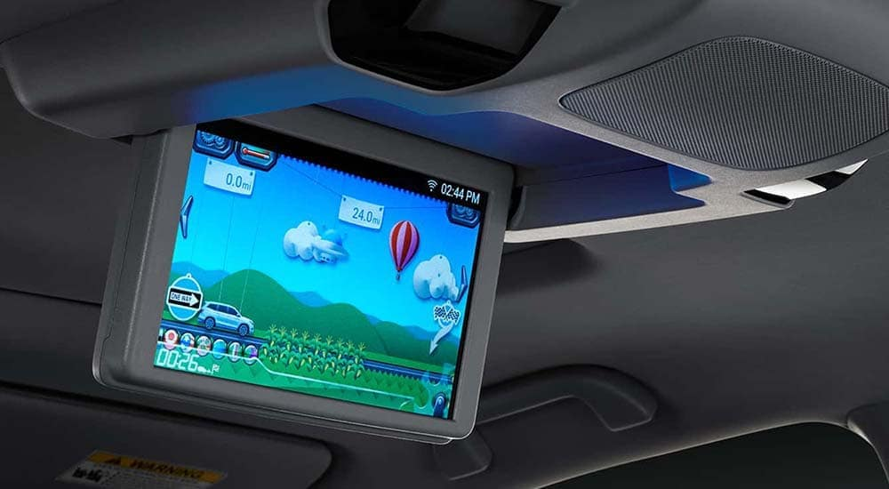 2019 Honda Pilot entertainment system