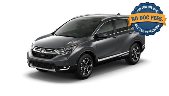 2018 CR-V Touring AWD