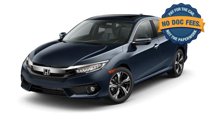 2018 Civic Touring 1.5T