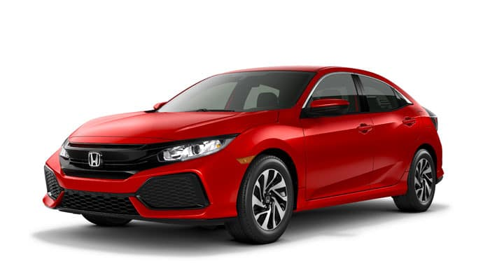 2019 Civic Hatchback LX