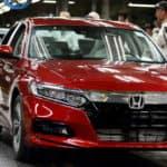 Honda 2018 Production