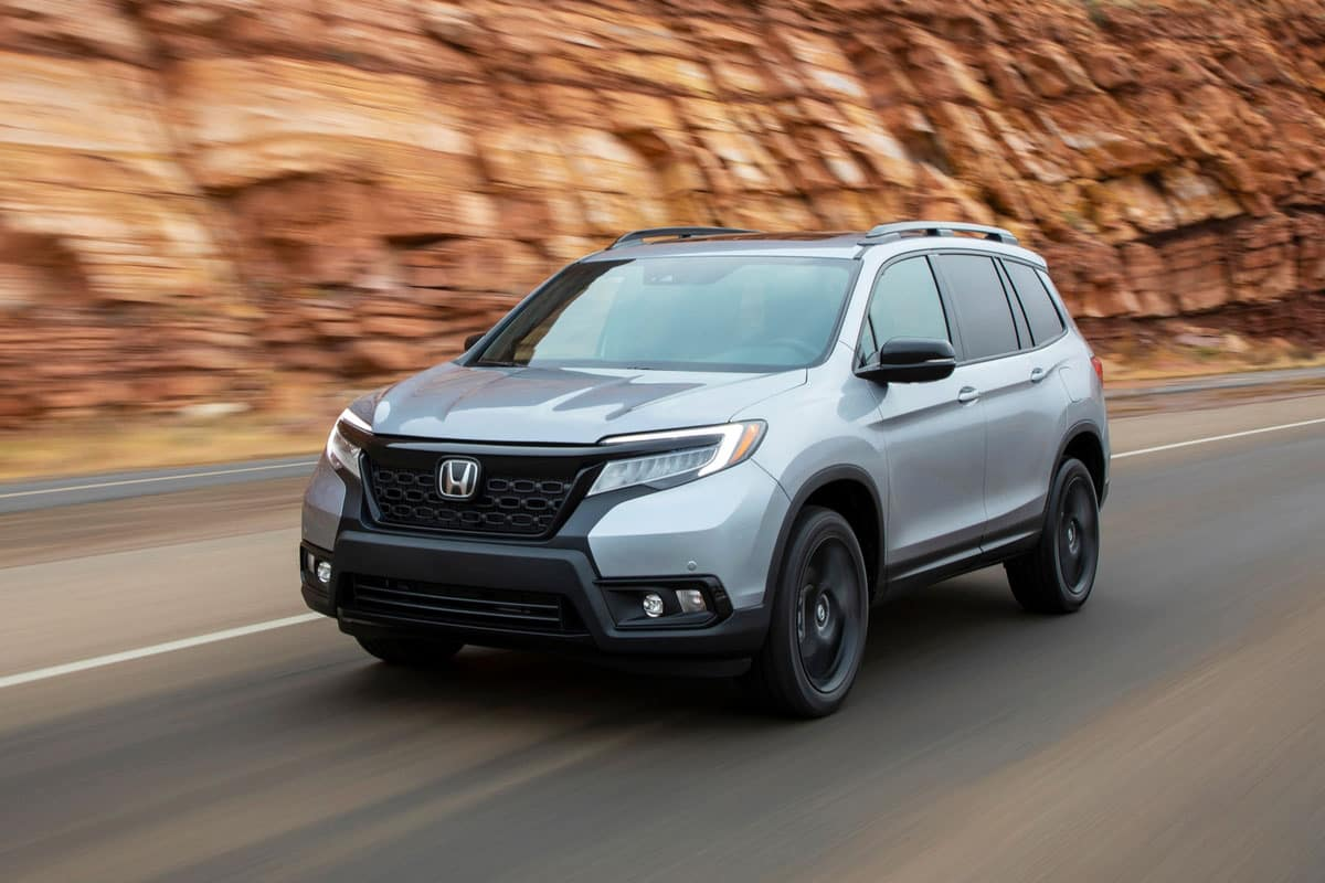 2019 Honda Passport Launches