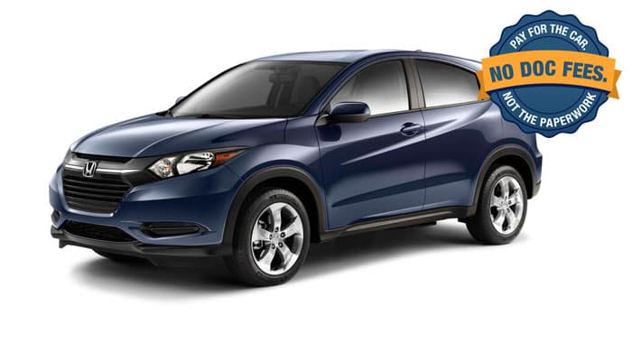 2014-2019 Certified Pre-Owned HR-V