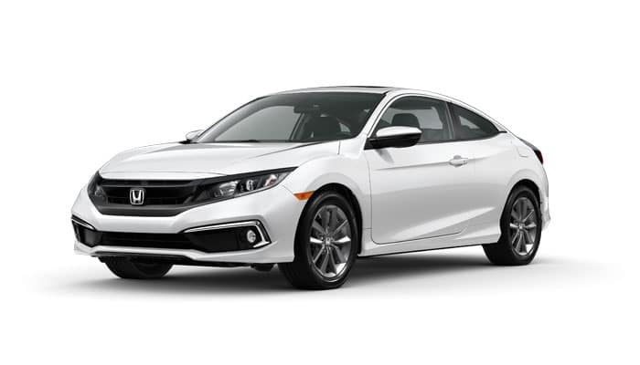 2019 Civic EX 1.5T Coupe CVT