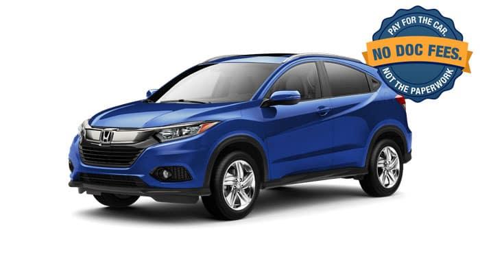 2019 HR-V CVT EXL AWD