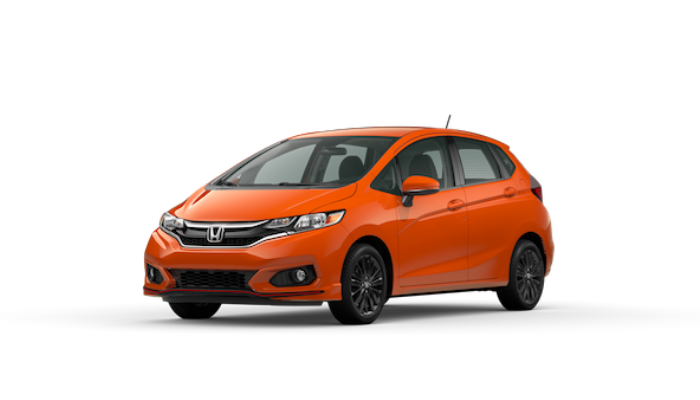 2020 Honda Fit Sport CVT $0 Due at Lease Signing