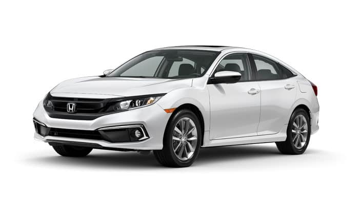 2019 Civic EX 1.5T Sedan CVT