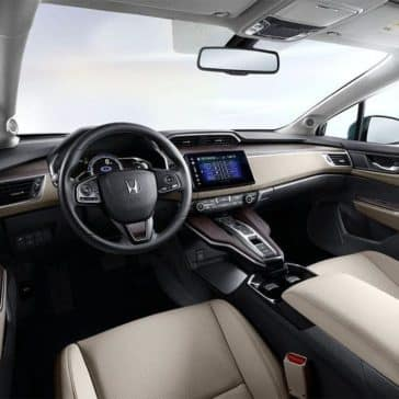2019-Honda-Clarity-interior-instrument-panel