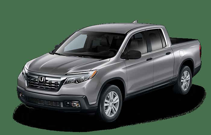 2019 Honda Ridgeline Silver