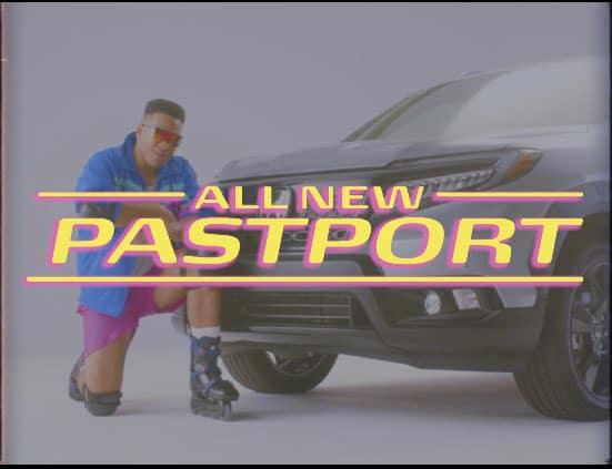 New Pastport Trim