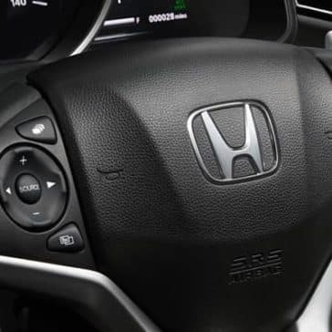 2019 Honda Fit Steering Wheel