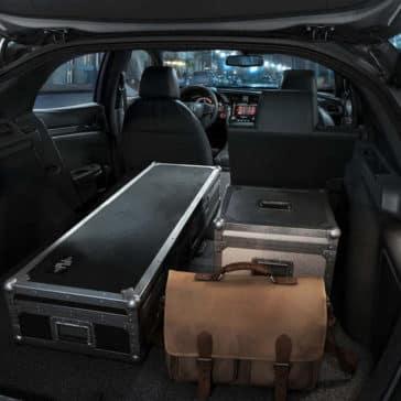 2019 Honda Civic Hatchback Space
