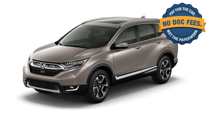 2019 CR-V Touring AWD