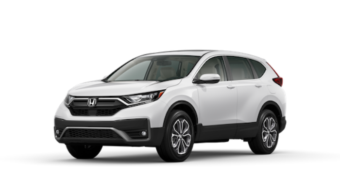 2020 CR-V EX-L AWD $0 Due at Lease Signing