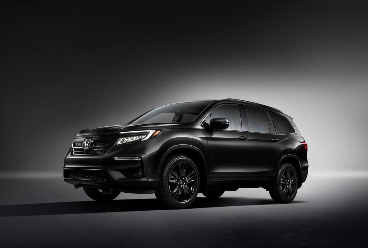 2020 Honda Pilot Maintenance Schedule 2020 Honda Pilot Launches with New Line Topping Black Edition Trim