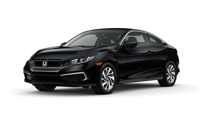 2019 Civic LX 2.0 Coupe CVT