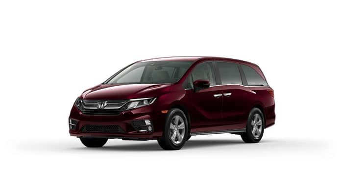 2020 Odyssey EX $0 Due at Lease Signing