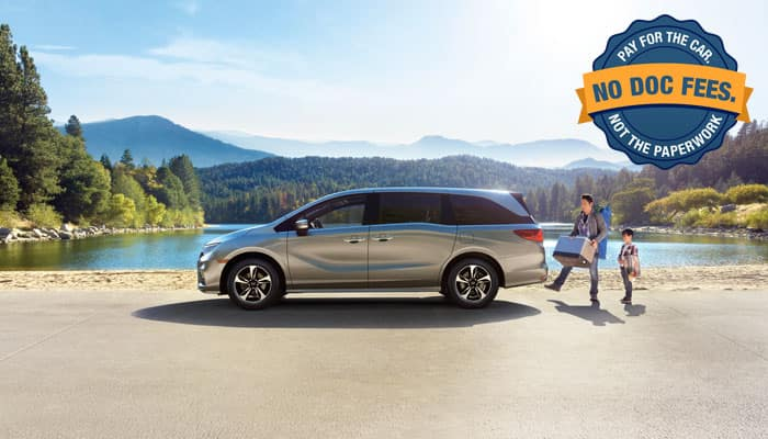 2020 Odyssey Special Financing