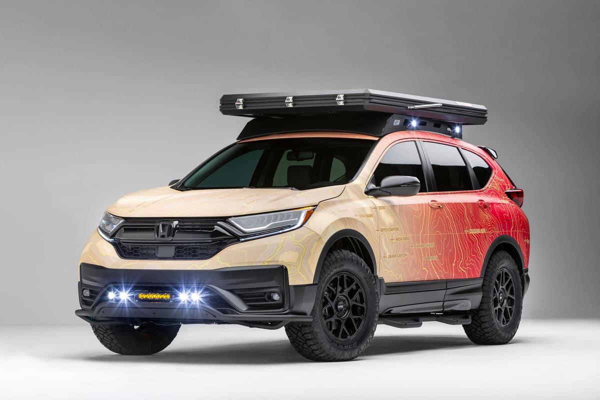 Honda SEMA Show